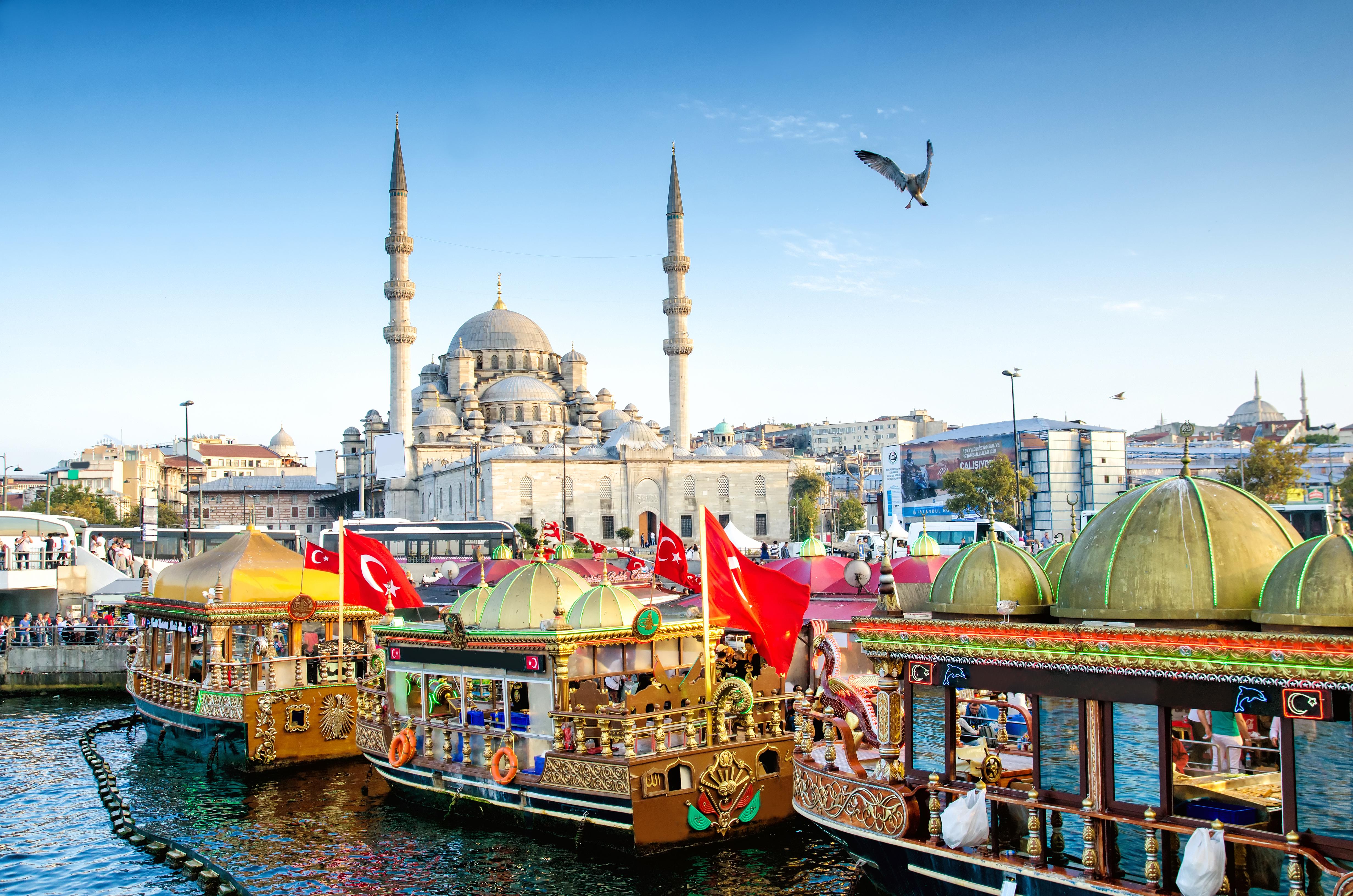 Истанбул за 8-ми Март